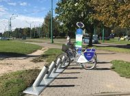 Wypożyczalnia rowerów przy Dworcu PKP zamknięta