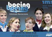 """""""Boeing, Boeing - odlotowe narzeczone"""" w Teatrze Małym"""