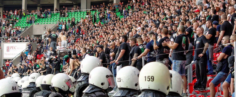 Piłka nożna: Mecz z GKS Katowice bez kibiców gości