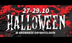 Halloween w Browarze Obywatelskim  - Otwarcie Warzelni