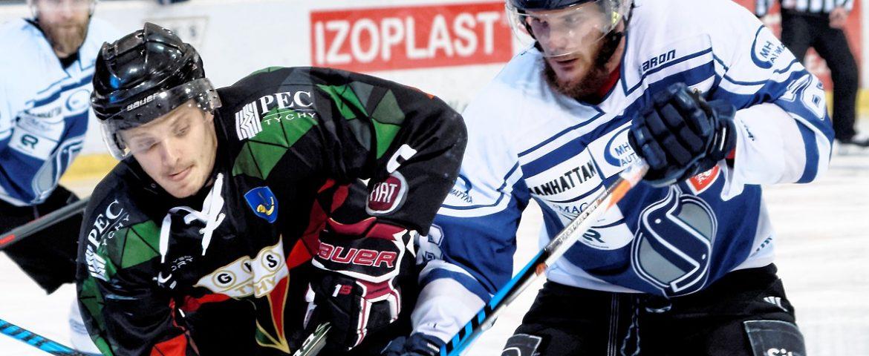 Hokej: GKS Tychy – MH Automatyka 2014 Gdańsk (2017.10.13) [galeria]
