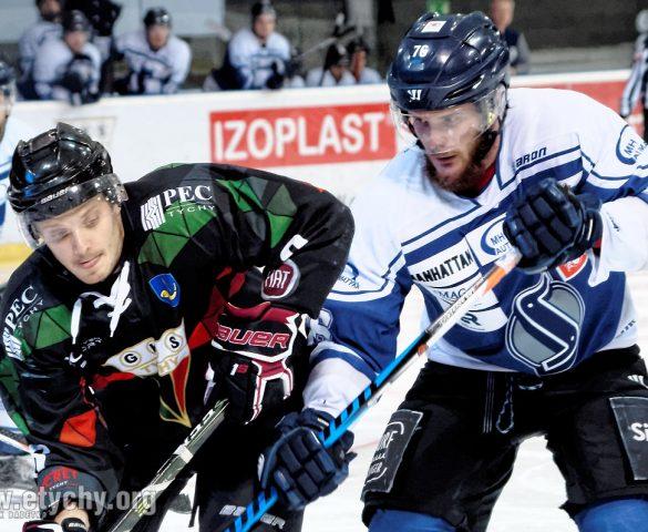 Hokej: GKS Tychy - MH Automatyka 2014 Gdańsk (2017.10.13) [galeria]