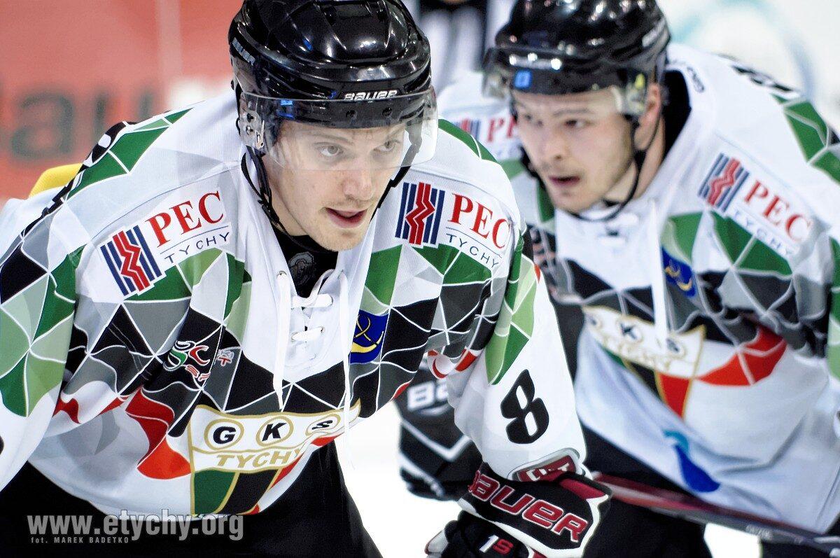 Hokej: Unia urywa Tychom jeden punkt [foto]