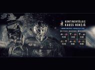Hokej: Transmisje Pucharu Kontynentalnego w Polskim Radiu Katowice