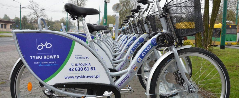 Tyski Rower Miejski – Program pilotażowy zakończony