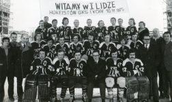 O historii tyskiego hokeja - Czwartki dla wymagających w TGS