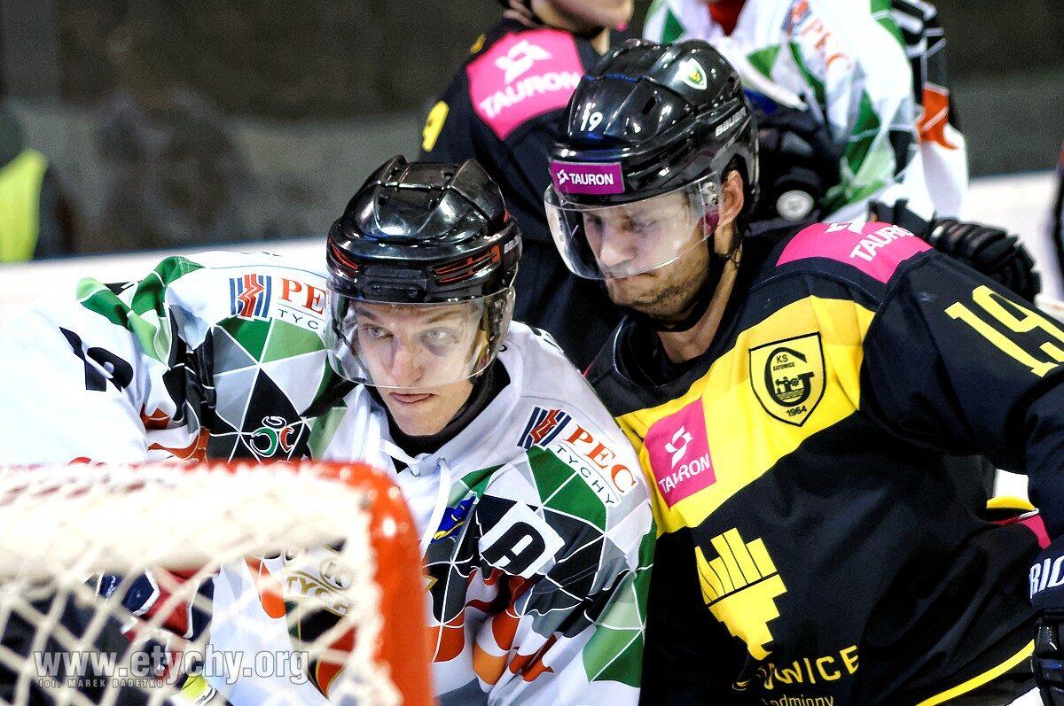 Hokej: GKS Tychy – Tauron KH GKS Katowice (2017.11.19) [galeria]
