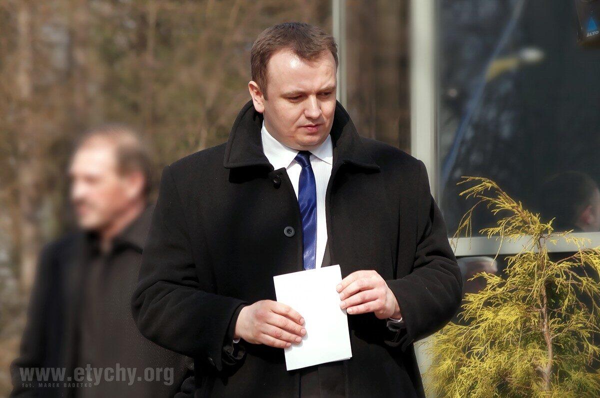 Jakub Chełstowski zrezygnował z przewodniczenia Stowarzyszeniu Tychy Naszą Małą Ojczyzną