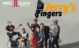 Koncert JERRY FINGERS w Warzelni