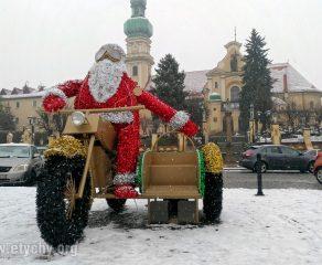 Na Rynku pojawił się Mikołaj [foto]