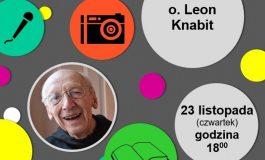 Tury Kultury w bibliotece: Ojciec Leon Knabit