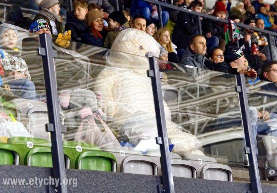VI edycja akcji Teddy Bear Toss podczas meczu GKS Tychy – JKH GKS Jastrzębie