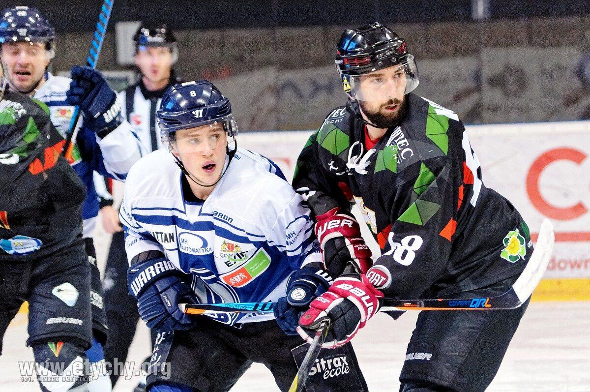 Hokej: GKS Tychy – MH Automatyka Gdańsk (2017.12.01) [galeria]