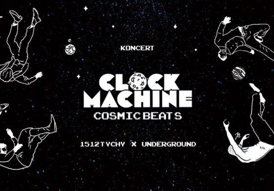 Clock Machine w Underground