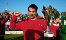 Piłka nożna: Krzysztof Bizacki wraca do GKS Tychy