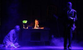 Gwiazdka w Teatrze Małym, kobiórscy artyści w świątecznym repertuarze