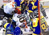 Hokej: Niewykorzystane przewagi kładą się cieniem na wygranej z Podhalem [foto]