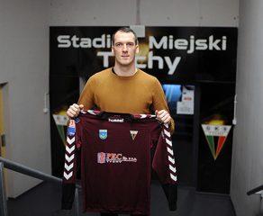 Piłka nożna: Konrad Jałocha wypożyczony do GKS Tychy