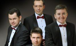Tury Kultury w bibliotece: Kwartet wokalny AKORD
