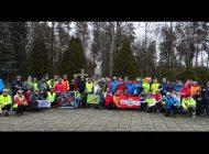 Rajd rowerowy na powitanie Nowego Roku KTK Gronie [relacja]