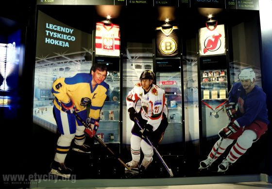 Hokejowe czwartki i piątki w Tyskiej Galerii Sportu