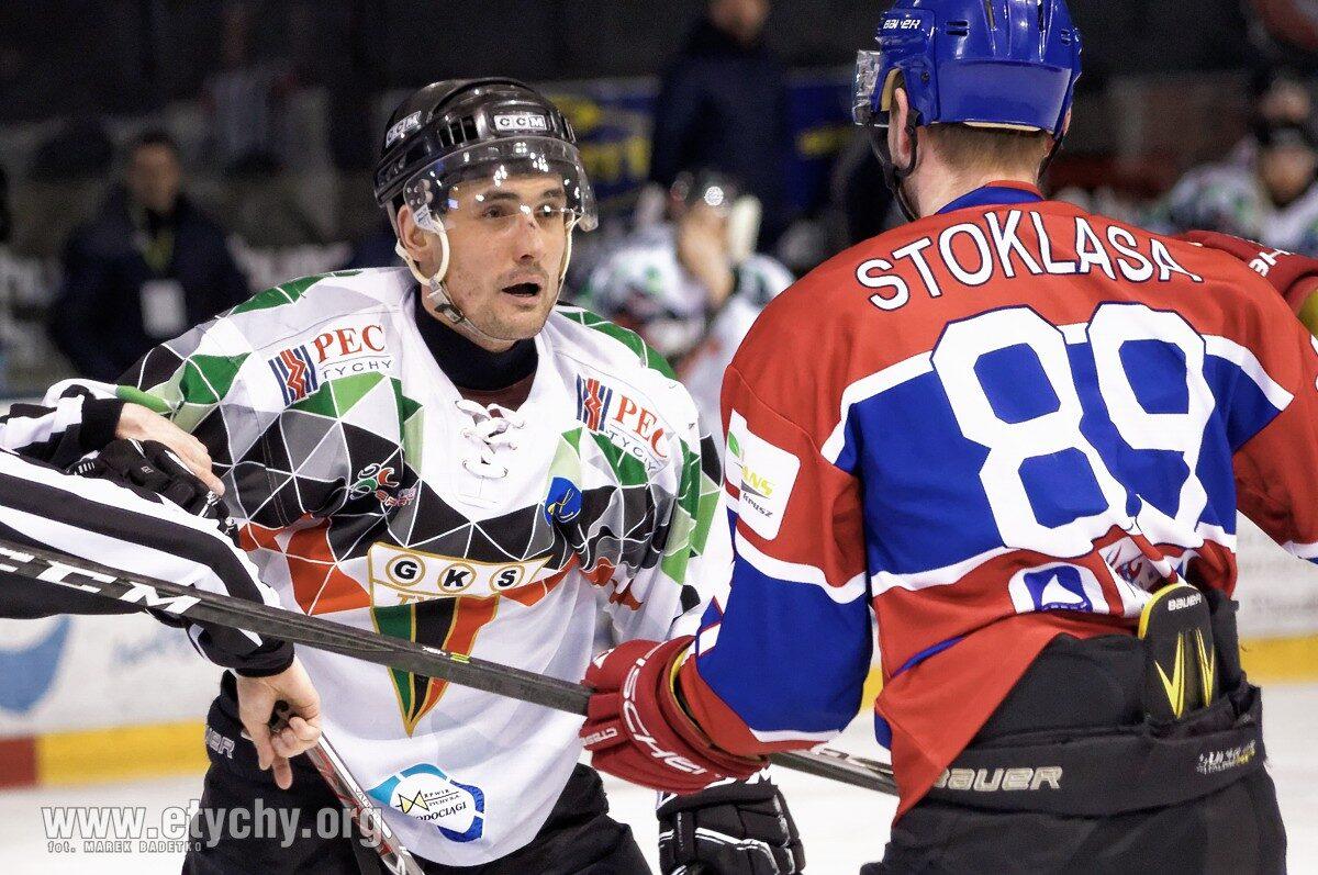 Hokej play-off: GKS Tychy – TMH Polonia Bytom (2018.02.25) [galeria]