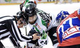 Hokej play-off: Ciężko ale zwycięsko, trzecia wygrana GKS-u Tychy