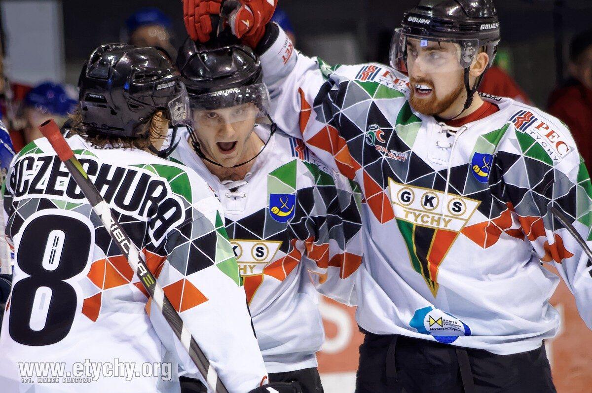 Hokej play-off: GKS Tychy – TMH Polonia Bytom (2018.02.24) [galeria]