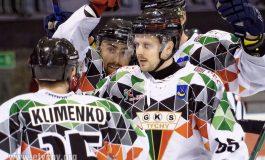 Hokej play-off: GKS po raz drugi lepszy od Polonii Bytom [foto]