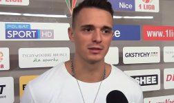 Piłka nożna: Słowacki napastnik, Jakub Vojtuš wypożyczony do GKS Tychy