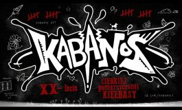 Kabanos XX-lecie w klubie Underground