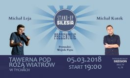 Stand-up: Michał Leja & Michał Kutek w Tawernie