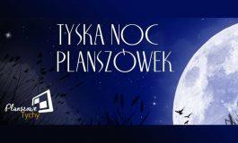 XII Tyska Noc Planszówek w Andromedzie