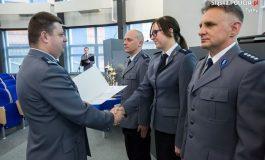Tyska policjantka wyróżniona przez Komendanta Głównego Policji
