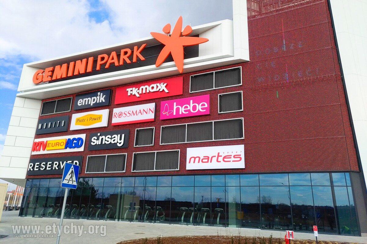 Gemini Park Tychy pokazało swoje wnętrza [FOTO]