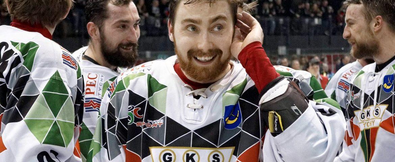 Hokej: GKS z Komorskim ale bez Jachyma, Kaznadzieja i Mentsiuka
