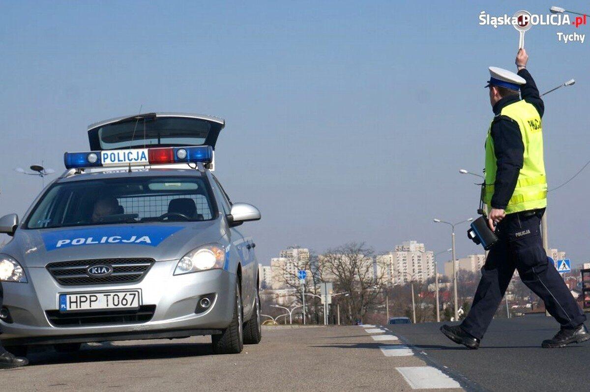 Europejskie działania policji drogowej – Kaskadowy pomiar prędkości