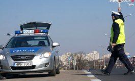 Europejskie działania policji drogowej - Kaskadowy pomiar prędkości