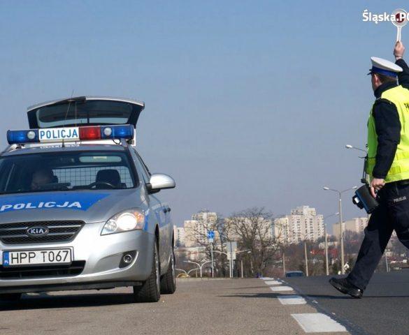 """""""Bezpieczne Tychy"""", 78 kierowców skontrolowanych w tym trzech na """"podwójnym gazie"""""""