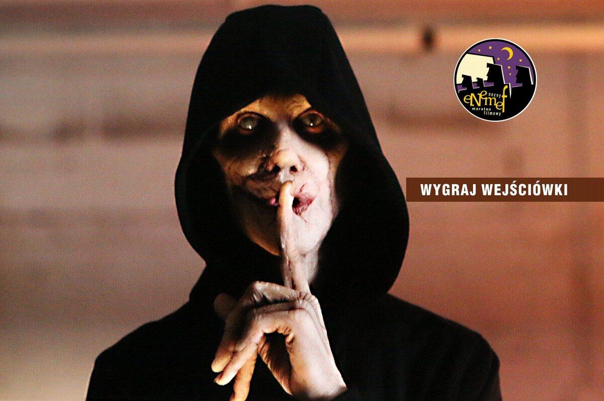 Maraton filmowy ENEMEF: Noc Grozy – Konkurs