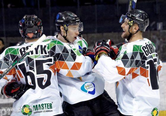 Hokej: GKS Tychy – TatrySki Podhale Nowy Targ