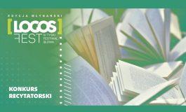Konkurs Recytatorski IV LOGOS FEST