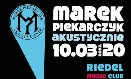 Marek Piekarczyk - Akustycznie w Riedel Music Club