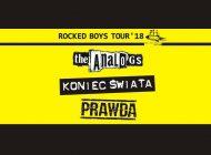 Rocked Boys Tour 2018 w klubie Underground