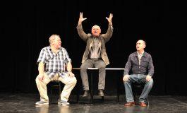 Scenariusz dla trzech aktorów w Teatrze Małym