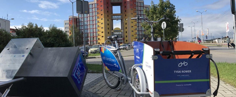 Tyski Rower – W maju ruszają wypożyczalnie rowerów miejskich