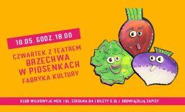 Czwartek z Teatrem dla Dzieci w Wilkowyjach: Brzechwa w piosenkach
