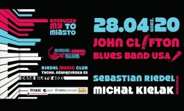 John Clifton Blues Band w Riedel Music Club