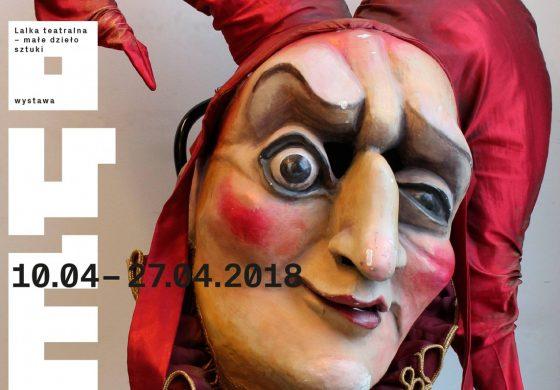Lalka teatralna - małe dzieło sztuki - wystawa w Galerii Obok