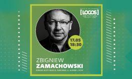 """""""Nie tylko o miłości"""" recital piosenki aktorskiej Zbigniewa Zamachowskiego - LOGOS FEST"""